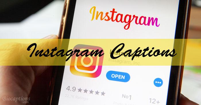 Instagram Captions